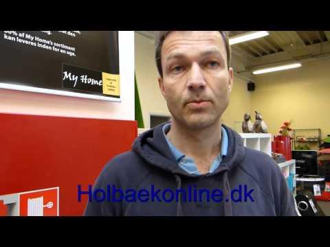 Ny forretning i Holbæk Megacenter: My Home