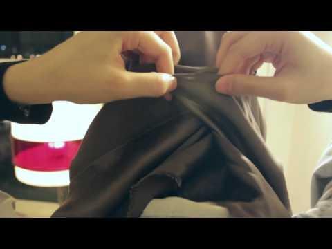 Hana Tajima Simpson hijab tutorial