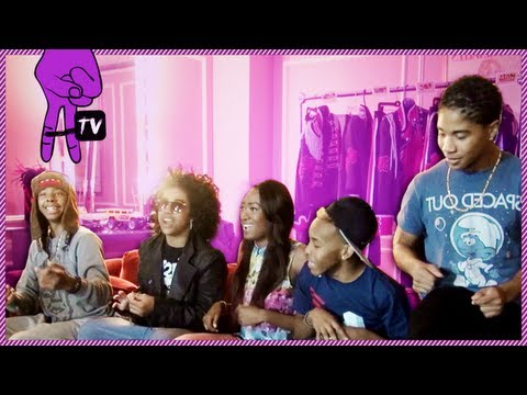 Mindless Behavior Backstage with Kayla Brianna - Mindless Takeover Ep. 30