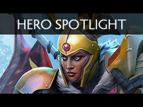 Dota 2 Hero Spotlight - Legion Commander