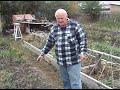 Фрагмент с середины видео Бублик Б А  🌿 Сорняки в огороде и на грядках  📏/ Огород без хлопот👍