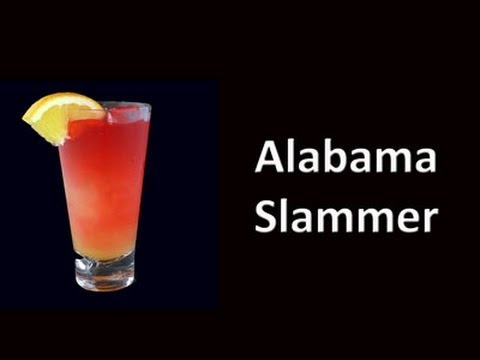 Alabama Slammer Drink Recipe