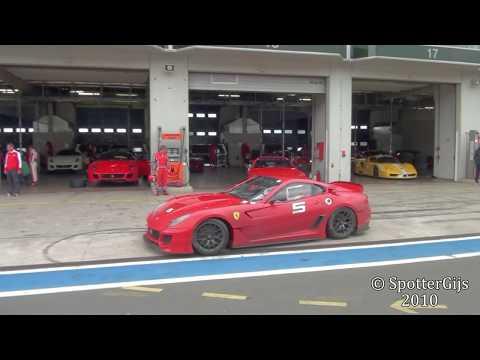 Ferrari 599 XX EXTREME sounds!!