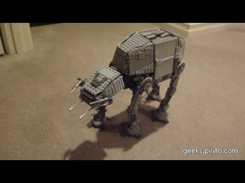 LEGO Star Wars AT-AT Review