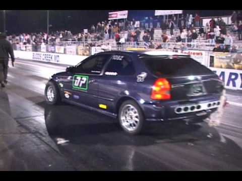 Nyce1s.com - Dynamic Performance 2 Car Turbo Tandem!!!!