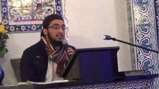 3:41 Hafiz Ahsan Amin Hamd in Germany, Pak Masjid Neuss