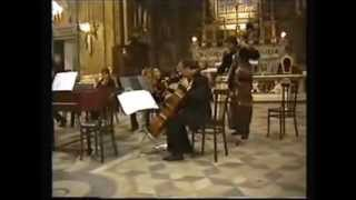 R Broschi Son qual nave da Artaserse di Hasse Orchestra L Roncalli Direttore Domenico Sodano