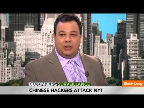 New York Times Falls Prey to Chinese Hackers  1/31/13