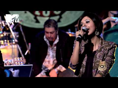 Nenjukulle   from  Mani Ratnam's Kadal  performed by  A R Rahman at MTV Unplugged !
