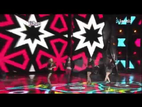 111229 SNSD - Technologic @ 2011 SBS Gayo Daejun -OWcrIQtd_Os
