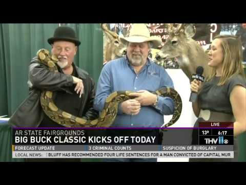 Elle Mohs live from the 24th Annual Big Buck Classic