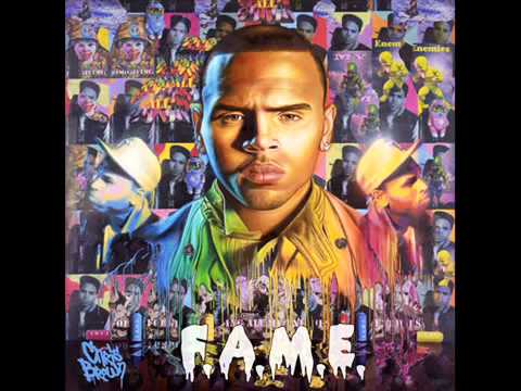 Chris Brown - Next 2 You ft. Justin Bieber (Fame Album Versi