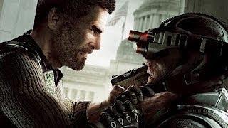 Tom Clancy's Splinter Cell Conviction Walkthrough Part 11