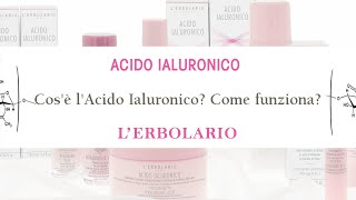 Acido Ialuronico: che cos'è? Scoprilo con il nostro video tutorial!