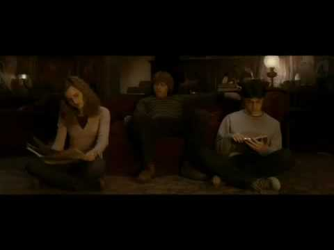 Harry Potter 6 behind the scene : the pitfalls of teenage love