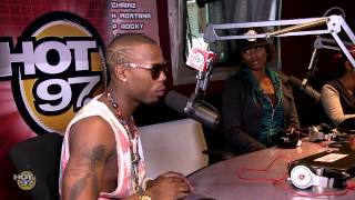 Hot 97 Talks With B.o.B. & Team On Going From Underground Hip Hop To Top 40