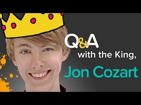 King Jon Cozart Q&A