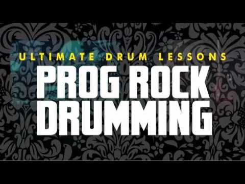 Ultimate Lesson Series: Prog Rock Drumming