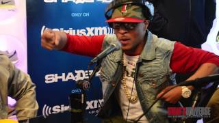 T.I. Freestyles On Sway