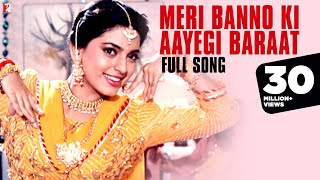 Meri Banno Ki Aayegi Baraat - Full Song (Happy) | Aaina