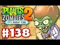 Plants vs. Zombies 2: It's About Time - Gameplay Walkthrough Part 138 - Dr. Zomboss Returns! (iOS)