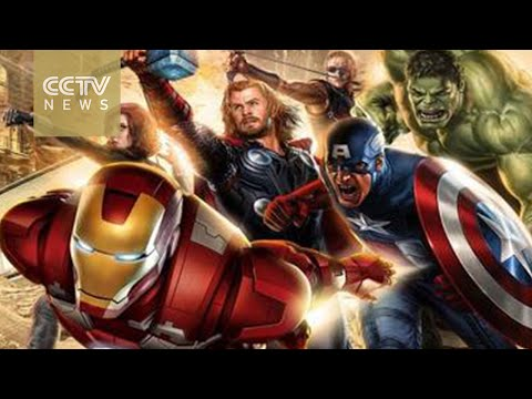 """The """"Avengers"""" are ready to save the world again"""