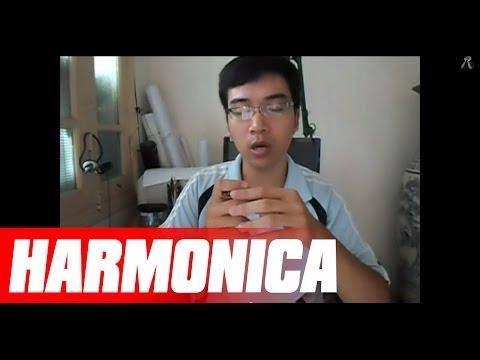 Bài 1- Hướng Dẫn Chơi Harmonica