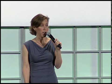 Google's Susan Wojcicki at the IAB's 2010 Annual Leadership Meeting - UCtwZRcM1fPKWmeaKWzD0bdA