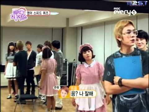 [ENG] BEAST Idol Maid EP11 (3/4)