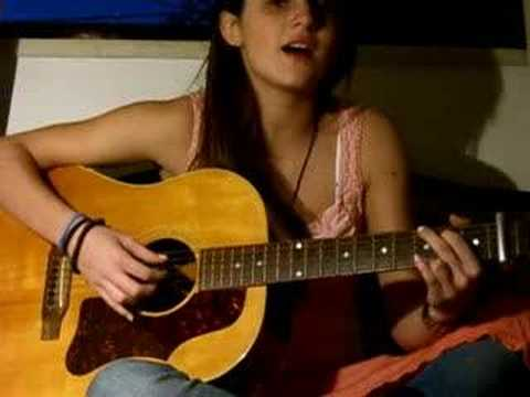 Ana Free sings her own song - Questions In My Mind ;)