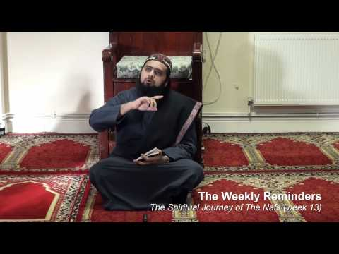 The Spiritual Journey of the Nafs Part_01