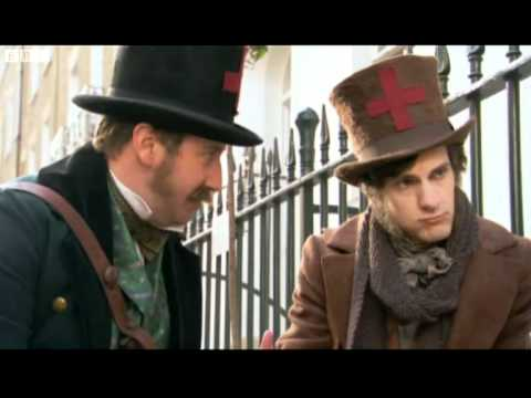 Horrible Histories- Victorian Paramedics
