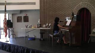 Think of Me- The Phantom of the Opera, Recital2010