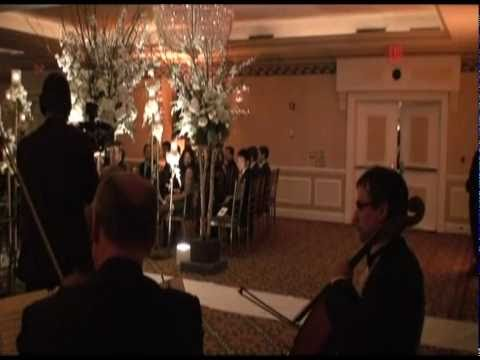Traditional Jewish Wedding Ceremony Music - Art-Strings Ensembles of NYC plays Dodi Li