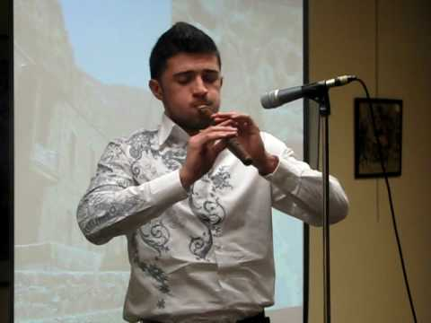 Armenian Duduk Performance