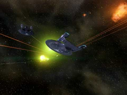 Star Trek Enhanced Space Combat Nexus: The Jupiter Incident mod