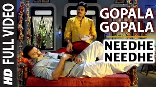 Needhe Needhe Video Song - Gopala Gopala