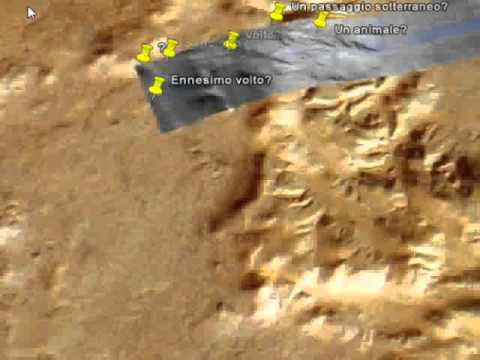 Anomalie sul pianeta Marte - Scoperte inedite - parte I