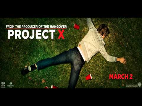 Project X - MGK - Wild Boy - Ricky Luna Remix