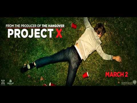 Project X - MGK - Wild Boy - Ricky Luna Remix