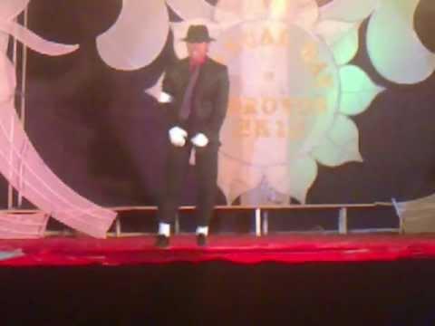 Dance India Dance Michael jackson Dangerous 2012.(Nilesh Gaikwad)