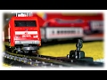 VIDEO FOR CHILDREN – «City Train» Toy Model Railway with Passenger Train, Dickie Toys