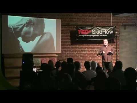 Colin Finlay at TEDx SkidRow