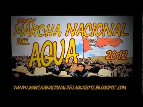 Gran Marcha Nacional del Agua 2012