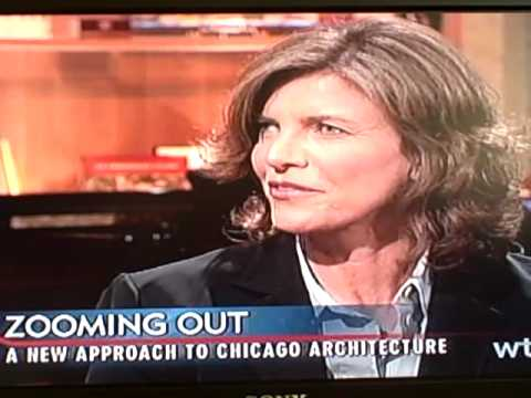 Aqua Tower - Chicago Architect Jeanne Gang