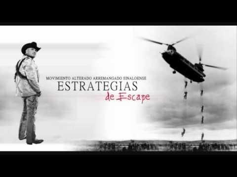 El Komander - Estrategias De Escape -Oe-ARXTNDR8