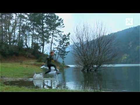 Trčanje po vodi