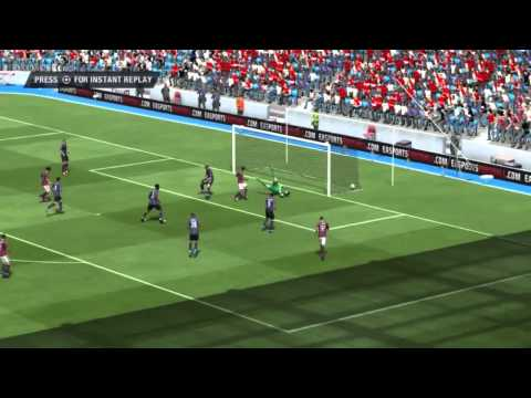 FIFA 13 Goals of the Week | Round 1