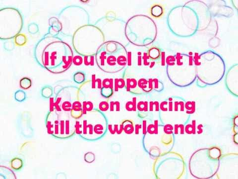 Till The World Ends [LYRICS] Britney Spears