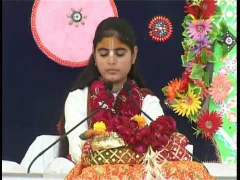 Sadhvi Chitralekha Deviji - Day 1 of 7 Shrimad Bhagwat Katha - Part 9 of 27